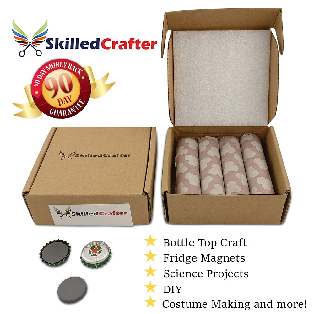 High Quality Disc Magnets By Skilled Crafter 1 Inch