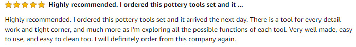Pottery Tools Reviews 3